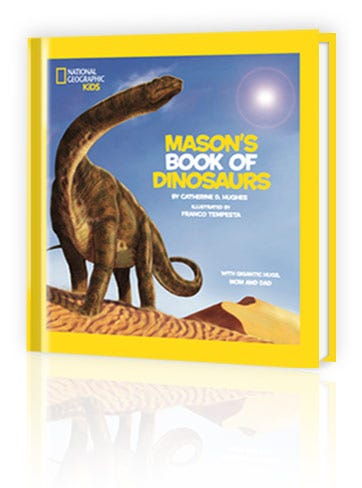 National Geographic Book of Dinosaurs