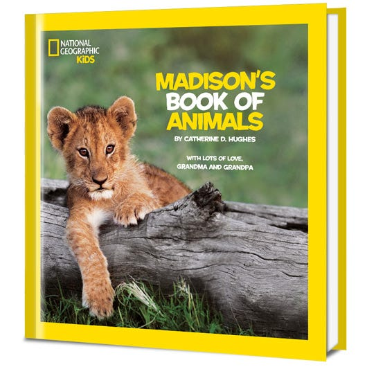 National Geographic Little Kids First Book of Animals