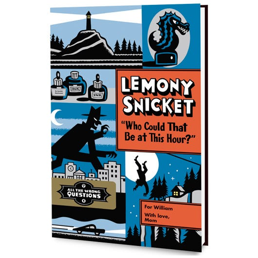 Lemony Snicket: Who Could That Be At This Hour